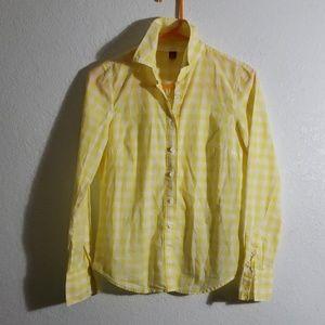 XS/P 100% cotton button shirt